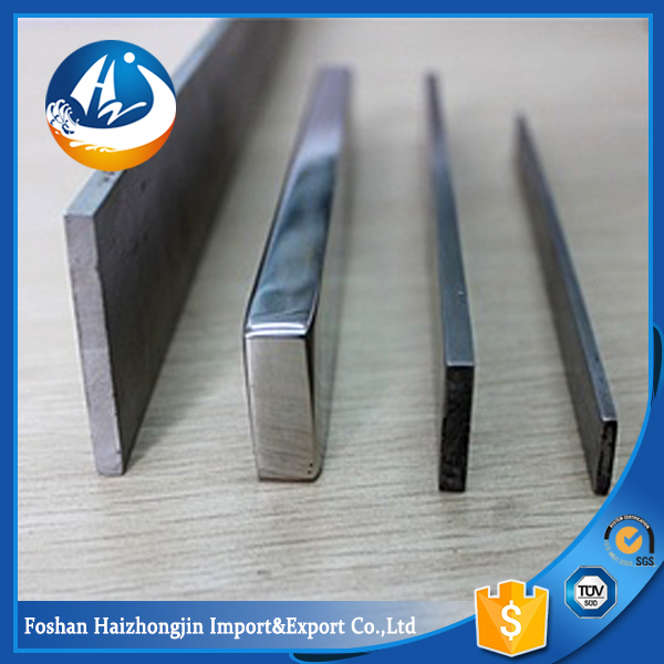 fast delivery ss309S stainless steel flat bar for building industry