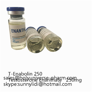 Injectable Steroid Gear Test Enanthate 250,Testosterone Enanthate 250 mg ,for muscle growth