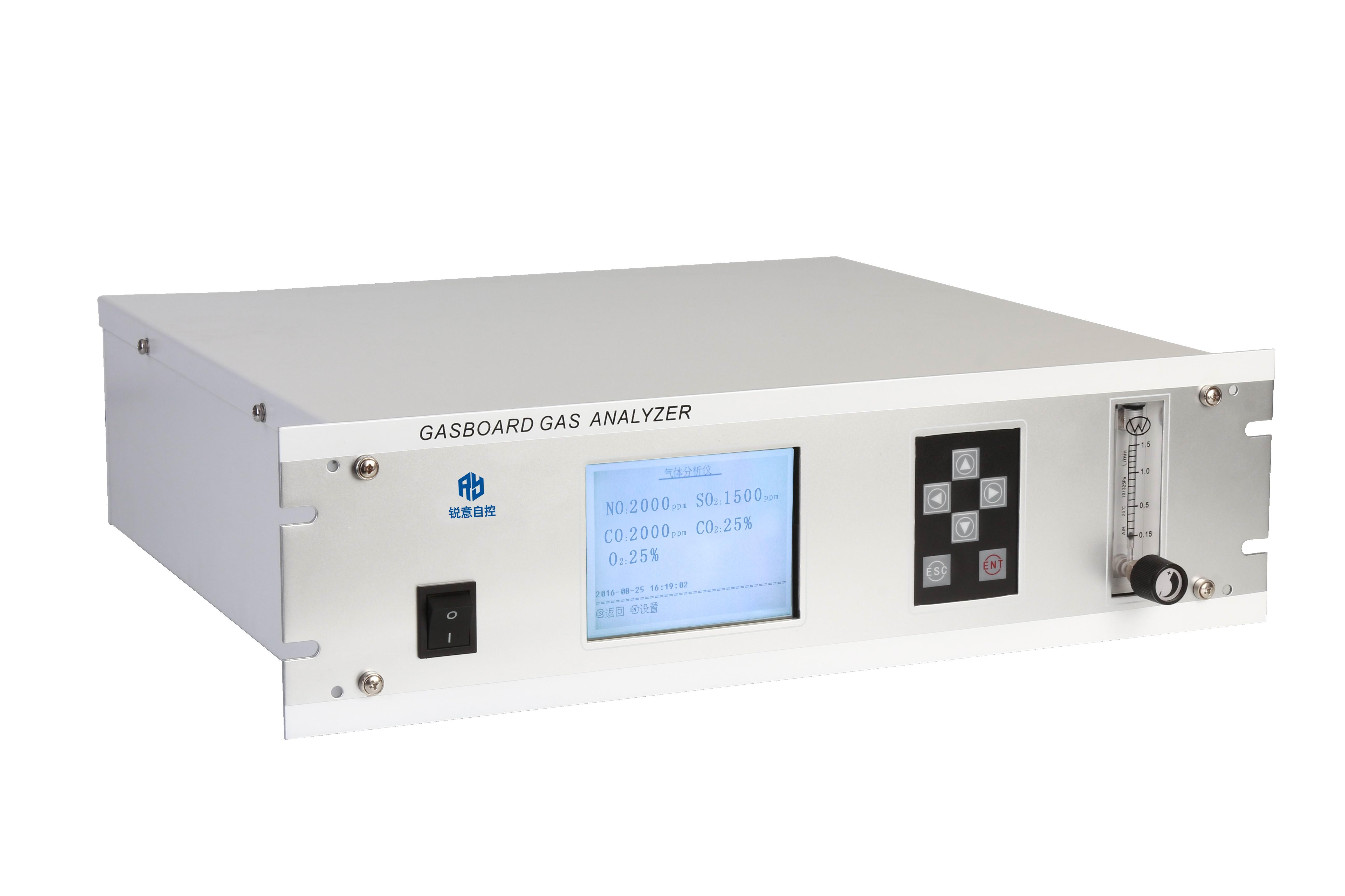 Gasboard-3000Plus Online Infrared Flue Gas Analyzer