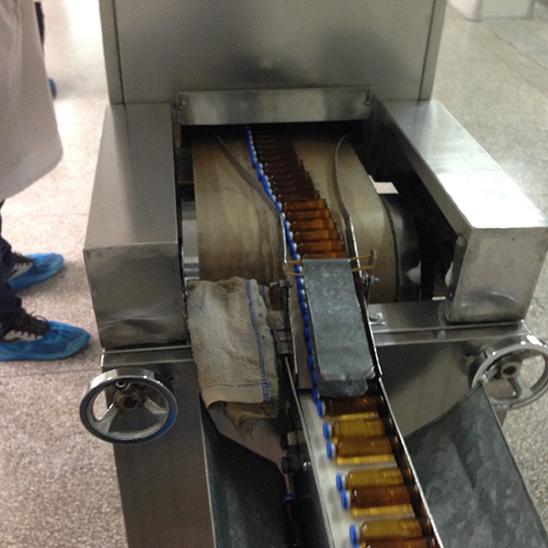 tunnel type continuous paste microwave sterilization and drying equipment