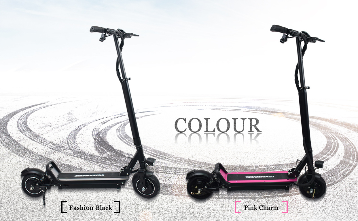 dual motor electric scooter/ 8inch dual motor electric scooter