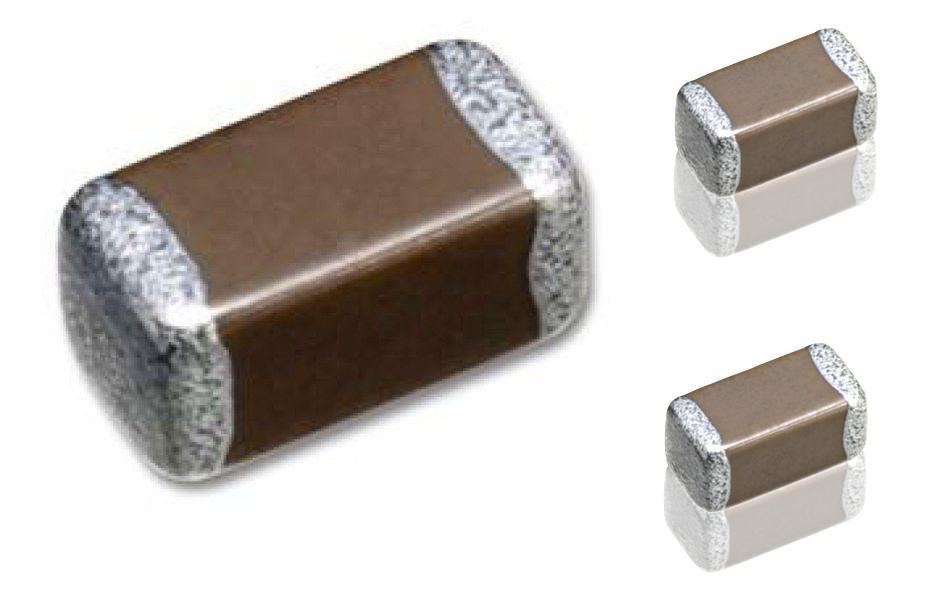 1000 1K High Voltage Multilayer Ceramic Capacitors 1210 for Voltage Multipliers 106K-107M