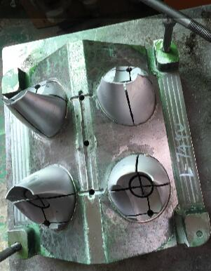 MTSON plastic mold for plastic parts 10