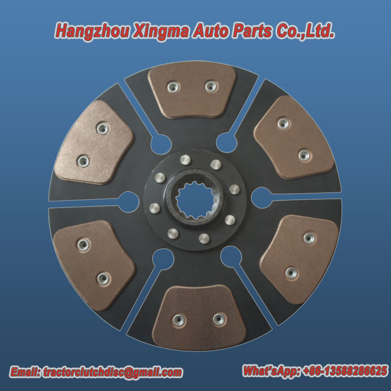 11 Inch Clutch Plate From China For Yto Agricultural