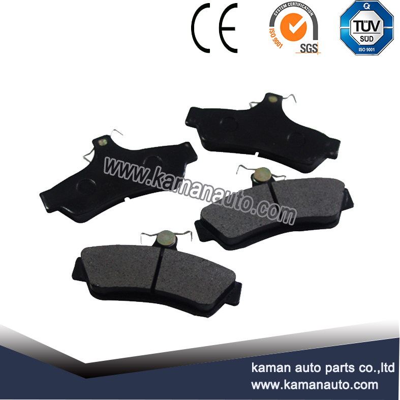 Replacement disk brake pad for Chery spare parts