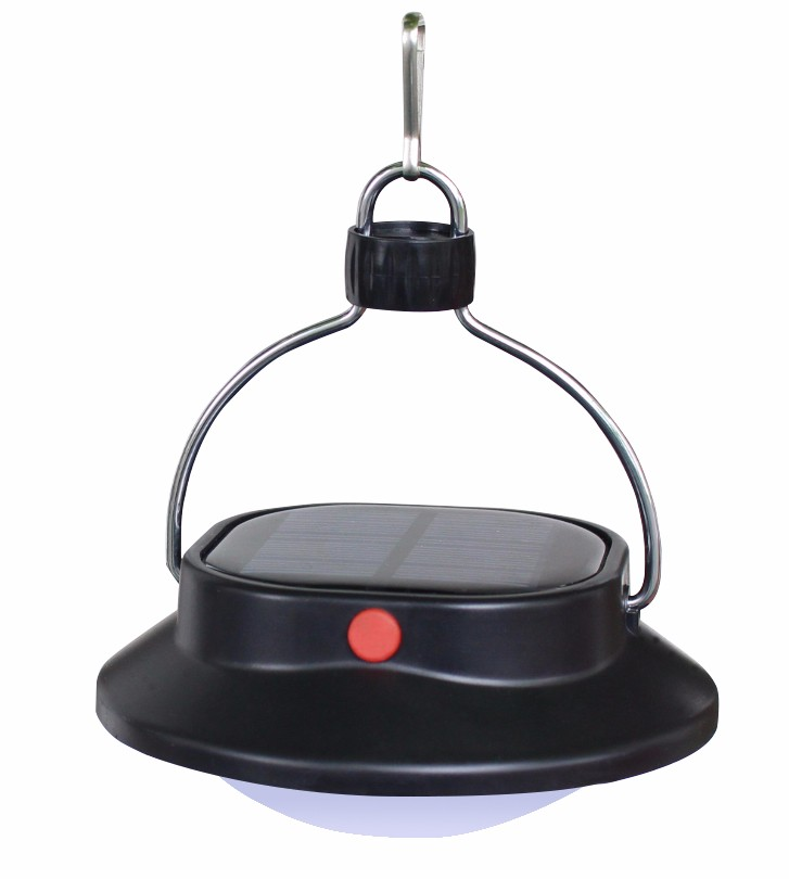 Portable LED Solar Camping Lights