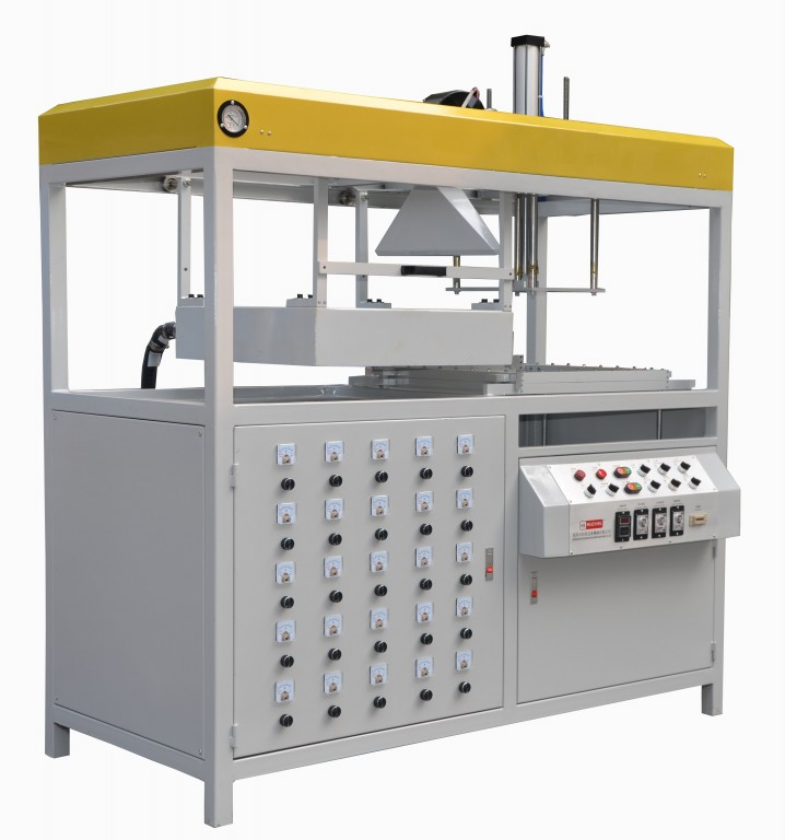 Plastic Egg Tray Forming Machine, Food Container Making Machine