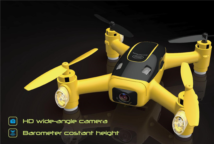 wifi 720P HD camera quadcopter with Altitude hold