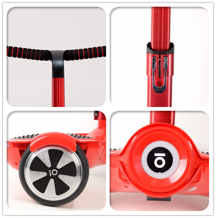 Chic foldable Hovertrax 2.0 Hoverboard Self-Balancing Smart Scooter