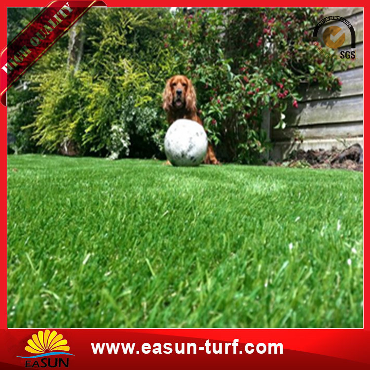 Fake Grass Landscaping Synthetic Artificial Grass turf Lawn-Donut