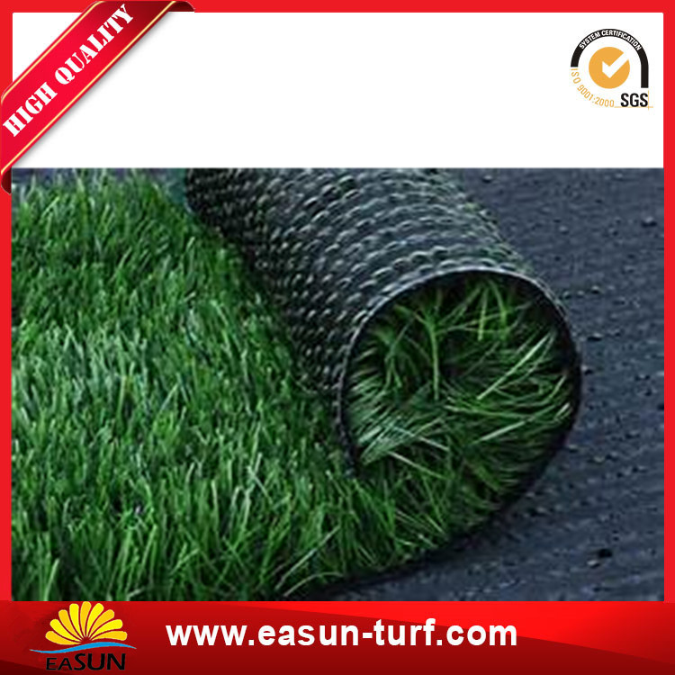 High quality cheap synthetic grass Sport Artificial Grass carpets for Football stadium-Donut