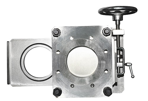 Blind Valve for All the industries which need maintenance.