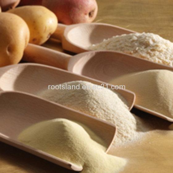 Dehydrated Potato Snowflakes Organic Potato Flakes