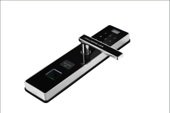 Touch Screen Smart Biometric Fingerprint Door Locks