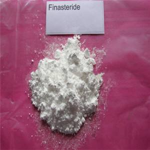 Pure Pharmaceutical Raw Materials Finasteride For Hair Loss 98319-26-7
