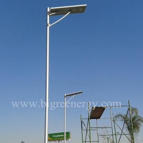 Integrated solar street light 40W