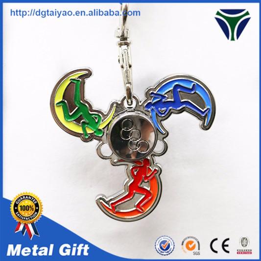 Custom design instock metal hand spinner