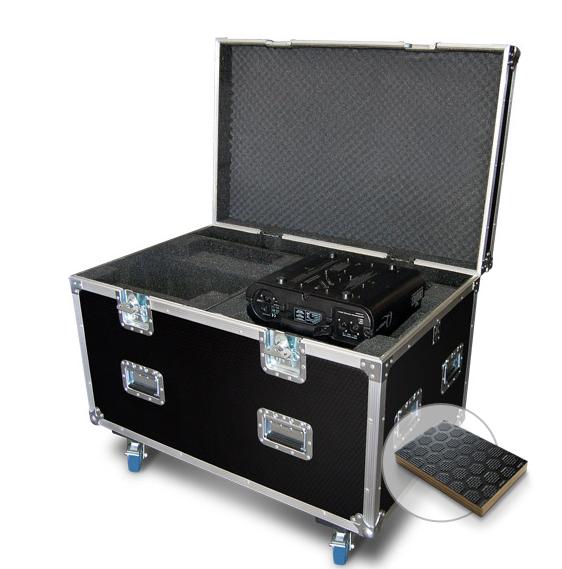 Flight case tool case aluminum hardware