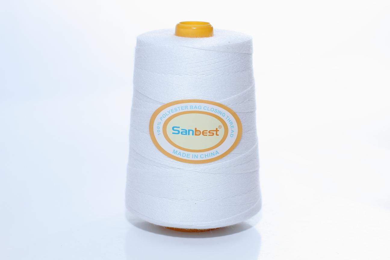 100% Spun Polyester Bag Closing Thread