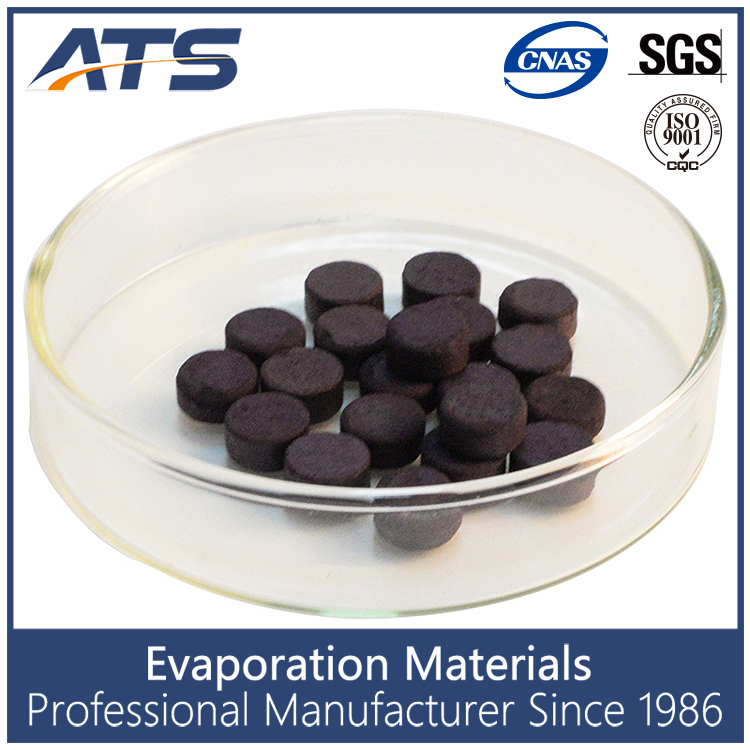 99.99% titanium sesquioxide Ti2O3 tablet