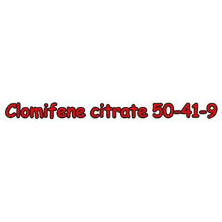 Anti Estrogen steroid raw Clomiphenes Citrate ,Clomivid, CAS911-45-5
