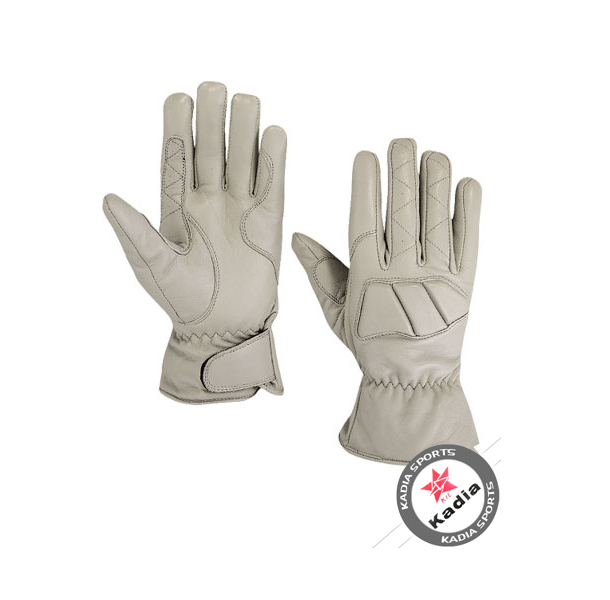 Quality Leather sports Riding Gloves