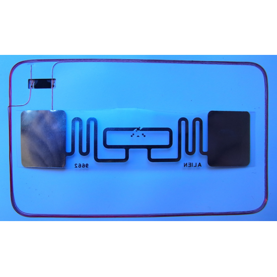 RFID Dual Frequency Card HF+UHF