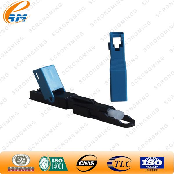communication equipment SC Fiber Optic Fast Connector