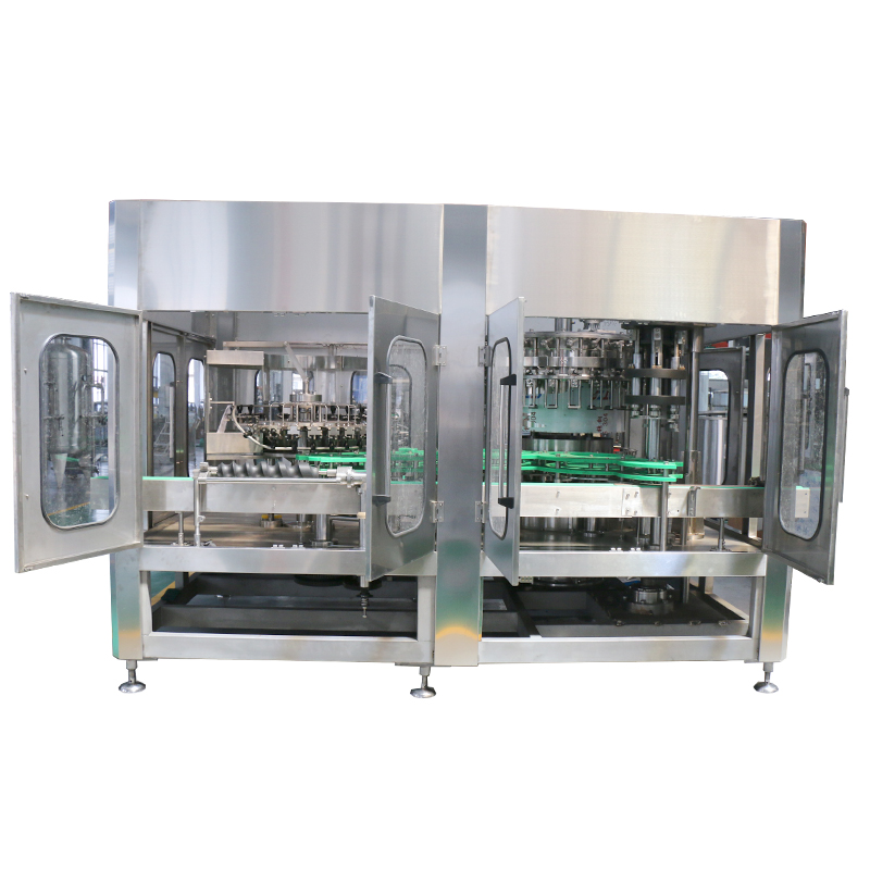 Automatic Liquid beer bottle filling machine for production line