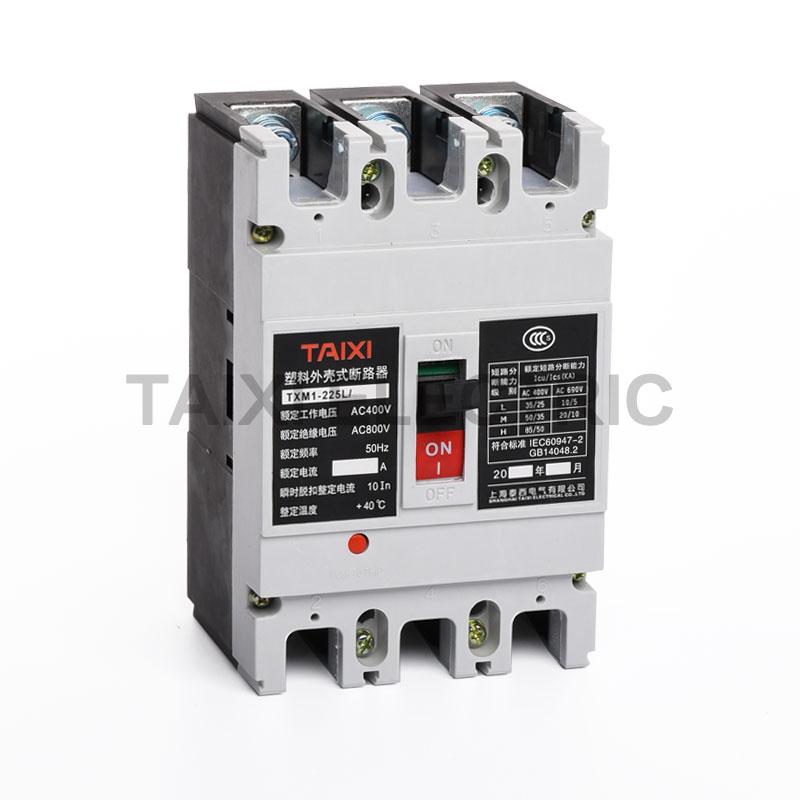 TXCM1 Molded Case Circuit Breaker