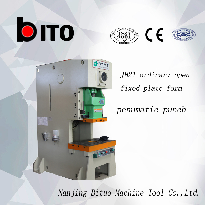JH21 pneumatic punching machine