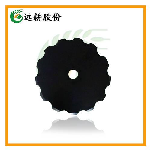 Notched Disc Harrow Blade 1 : Notched disc harrow blade jiangxi yuangeng agricultural