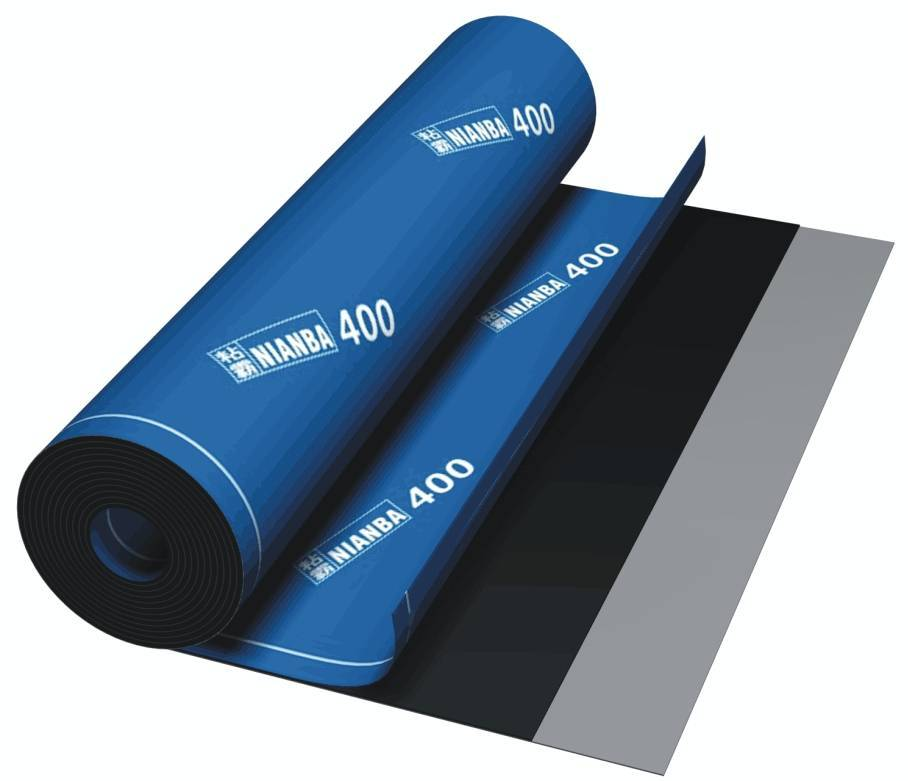 Gd 6000 B Self Adhesive Rubberized Asphalt Roofing