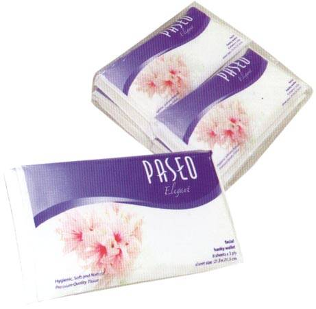Paseo Tissue, Towel & Handkerchief