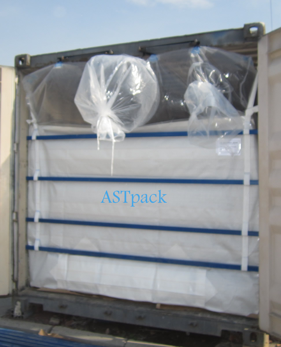 Sea Bulk Container Liner for Transportation of PTA