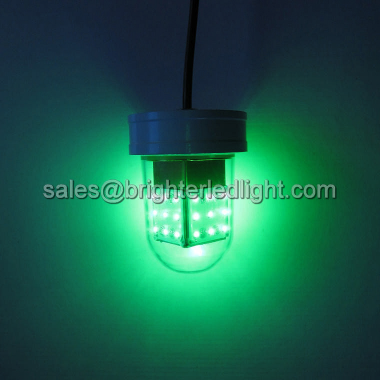 12v Underwater Green Led Fishing Light Brighter Industry
