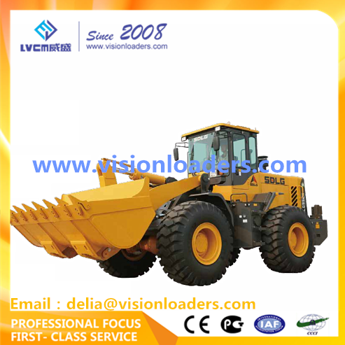 SDLG 5T LG952N LG952H LG952L LG952 Wheel loader for sale