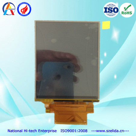 China OEM A grade 3.5 inch tft lcd with resolution 320x480,mpu interface
