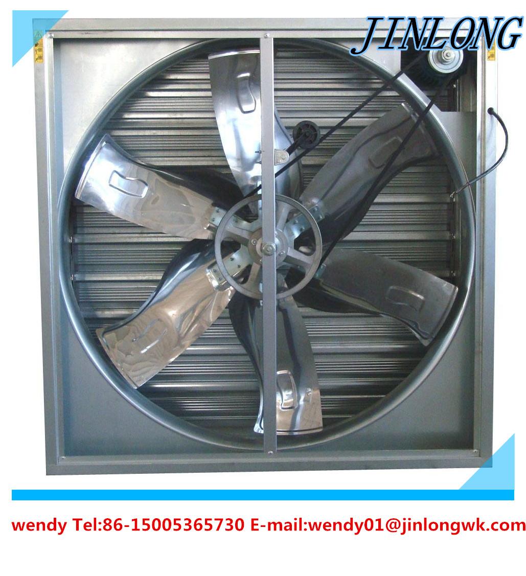 Weight balance Exhaust Fan