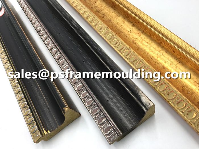 PS polystyrene decorative frame mouldings