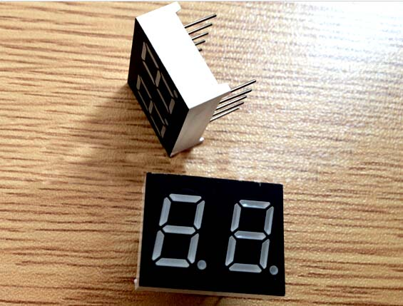 0.28 inch double digit display