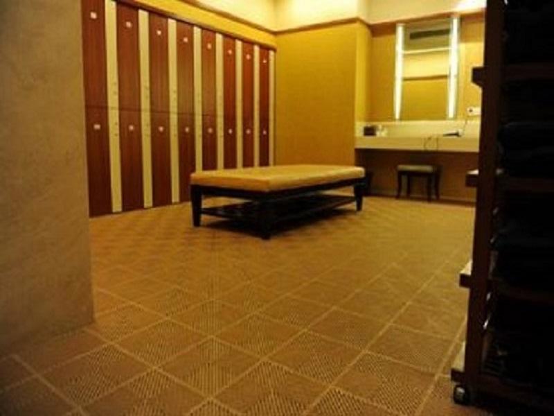 Locker Room Mats