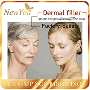 Injectable Ha Dermal Filler for Remove Deep Wrinkle Cross-Linked Ha