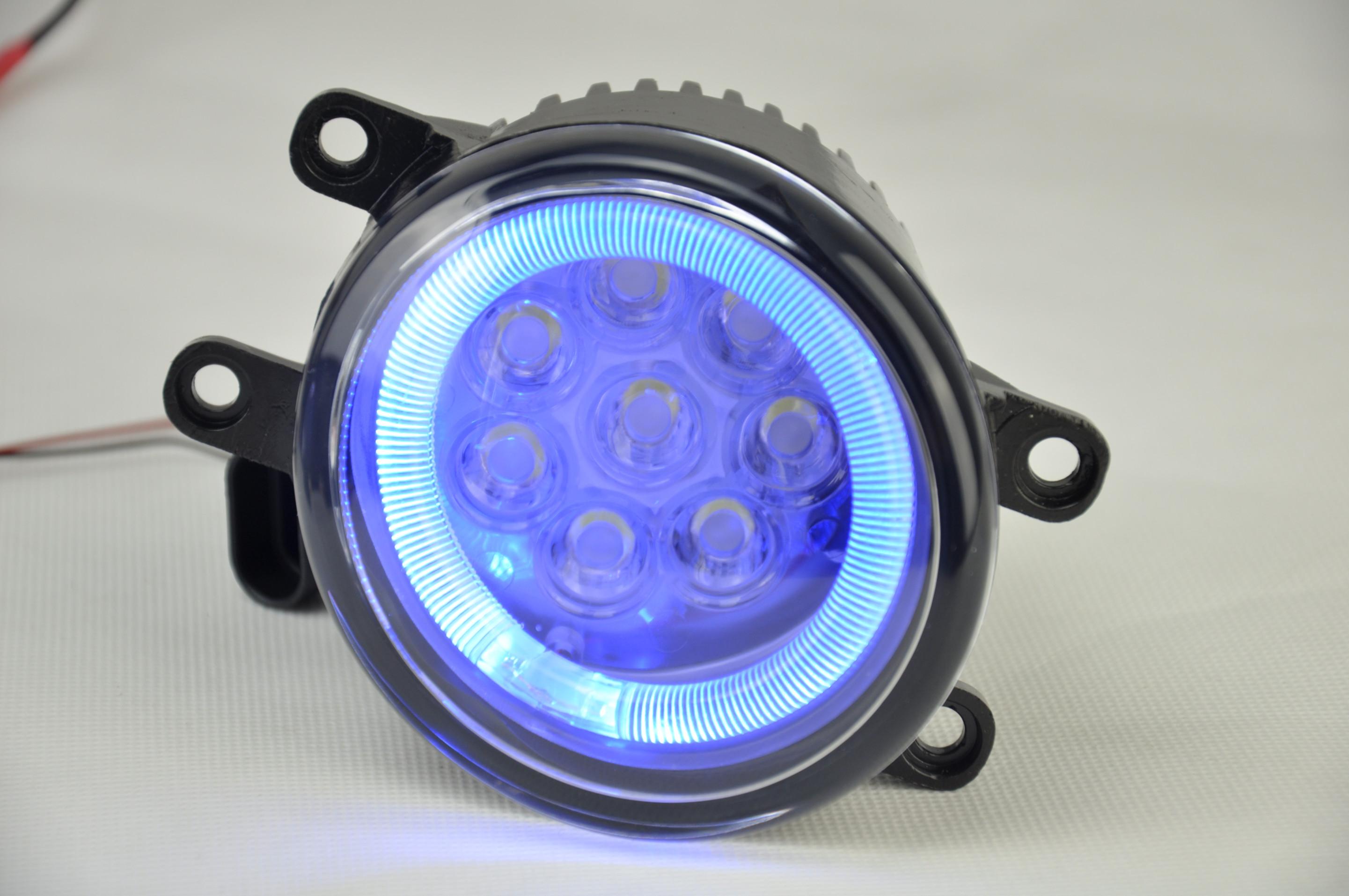 LED angel eye lens fog lamp for Camry/Corolla/Yaris/Avalon