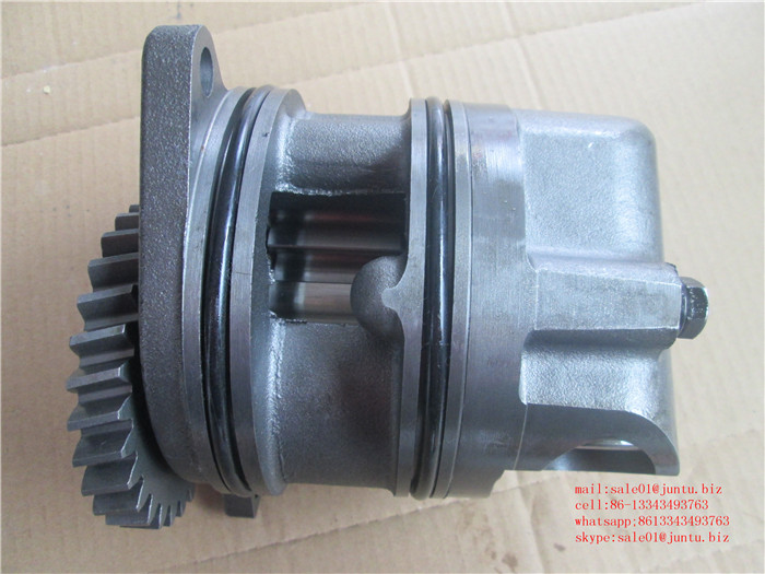 Chongqing cummins QSK19 oil pump 3009955