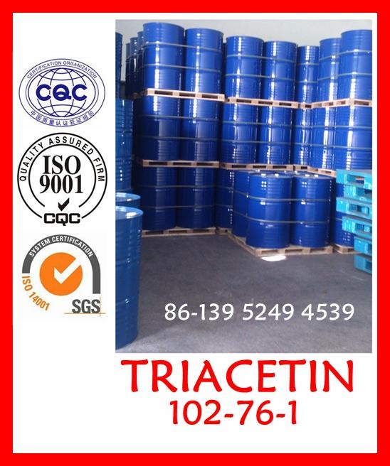 Triacetin/102-76-1