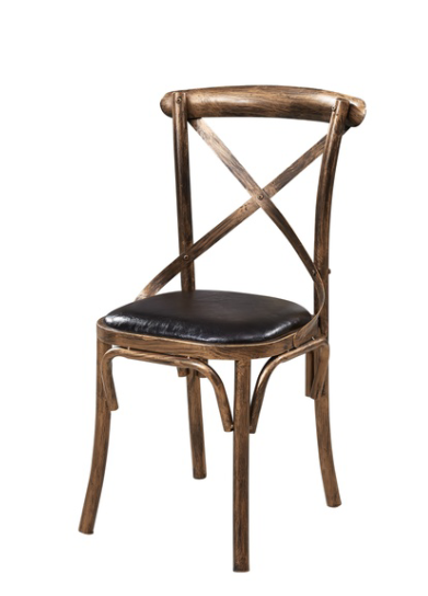 Metal steel Dining Chairs N-C3029