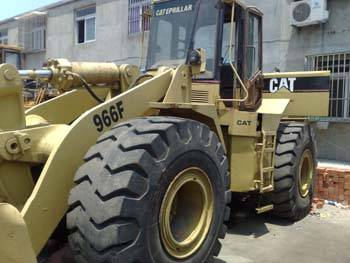 Sell used CAT 966F Loader