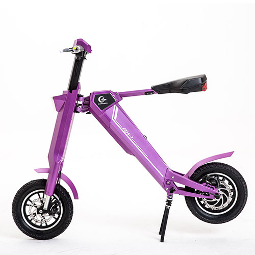 Smart Automatic Foldable et scooter