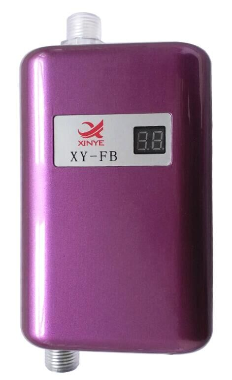 new fashion mini water heater electric water heater instant water heater tankless 3.4KW 220V/50Hz